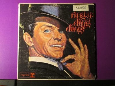 Frank Sinatra - Ring-a-Ding, Ding - Promo - Sweet N Evil